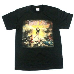 Meat Loaf Hang Cool Teddy Bear Album Cover Tee - M